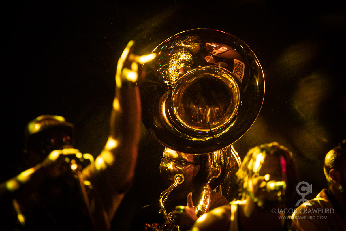 Hot 8 Brass Band, 2019