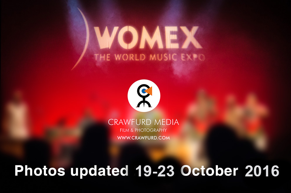 Womex 2016 - Day 3