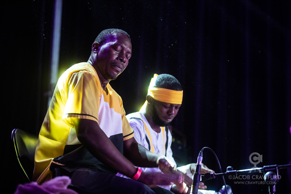 The Garifuna Collective (Belize)