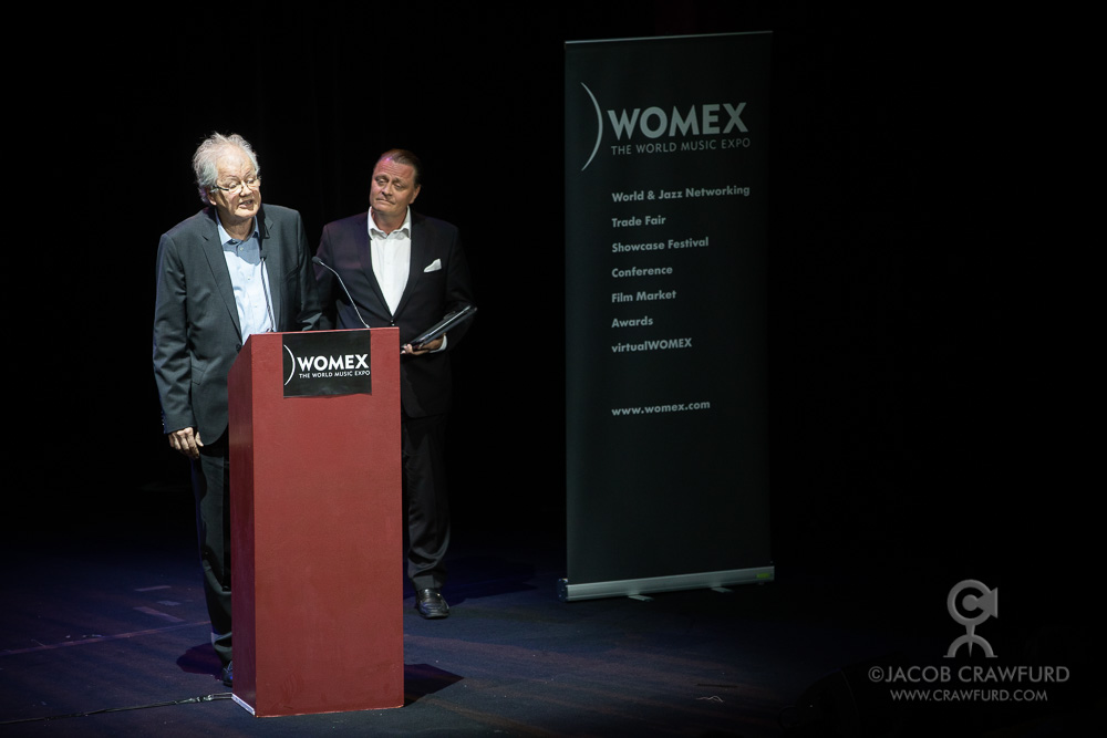 Presenting Womex in Tampere 2019