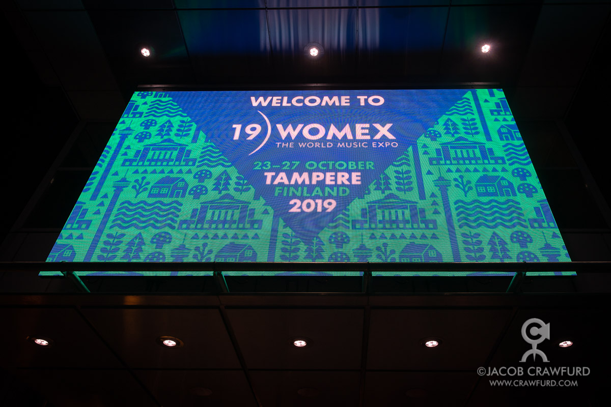 Welcome to Womex