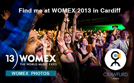WOMEX photos 2013