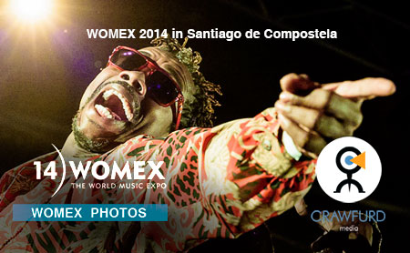 WOMEX photos 2014