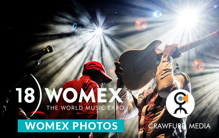 WOMEX photos 2017